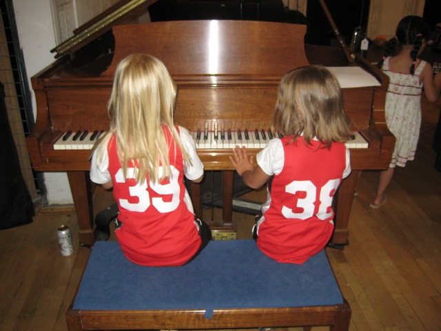Tucson's Up and Coming pianists?